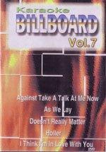 ( Karaoke - Billboard Vol.7 )