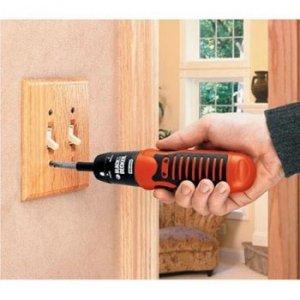 BLACK & DECKER hand held tool cordless