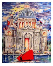 Celebration of Praise (2007) 14 x 18 framed art print