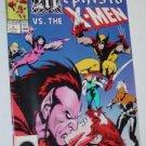 #3 MEPHISTO vs. The X-Men Comic Book Magazine Volume 1 1987