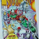 #3 STORMWATCH Comic Book Magazine by Image July 1993
