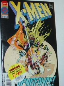 #38 X-MEN VENGEANCE Comic Book by Marvel Volume 1 1994