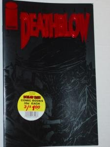 #1 DEATHBLOW Comic Book by Image 1993