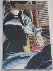 #2 SHADOWHAWK II Silver Comic Book by Image 1993