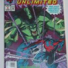 #1 2099 HULK UNLIMITED Marvel Direct Edition Comic Book