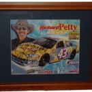 RICHARD PETTY Framed Photo 2003 Signed / Autograph