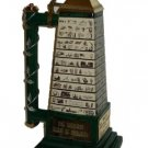 Huge Budweiser 1000 YEARS OF PROGRESS Lidded Beer Stein