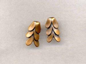 Rebajes Copper Earrings