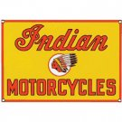 INDIAN MOTORCYCLES SIGN COLLECTOR BIKE CAFE BAR SIGNS