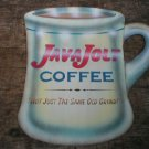 LARGE JAVA JOLT COFFEE HEAVY TIN SIGN