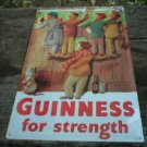GUINNESS BEER IRISH SIGN IRELAND COLLECTOR SIGN G