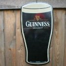 GUINNESS BEER GLASS TIN SIGN RETRO PUB BAR ADV SIGNS G