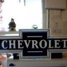 CHEVROLET BOWTIE SIGN CAMARO CHEVELLE CORVETTE AD SIGNS