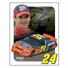 JEFF GORDON 2006 TIN SIGN METAL ADV AD SIGNS G