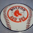 BOSTON RED SOX BASEBALL TIN SIGN METAL ADV AD SIGNS B