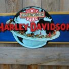 HD TIN SIGN PIC METAL BIKE BAR HOME SIGNS