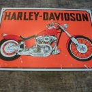 HD TIN SIGN COLLECTIBLE METAL SIGNS H