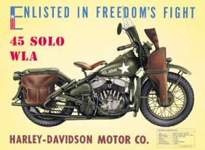 MOTORCYCLE TIN SIGN RETRO METAL SIGNS H