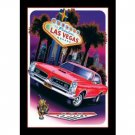GTO TIN SIGN RETRO METAL ADV SIGNS G