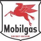 MOBILGAS SOCONY VACUUM SIGN METAL ADV AD SIGNS M