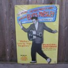 ELVIS PRESLEY TIN SIGN METAL RETRO ADV SIGNS E