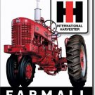 IH RED FARMALL 400 TRACTOR SIGN INTERNATIONAL FARM SIGNS I