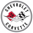 CHEVROLET CORVETTE TIN SIGN RETRO METAL ADV SIGNS C