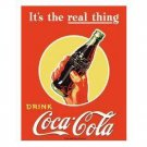 COCA-COLA TIN SIGN RETRO METAL ADV SIGNS C