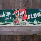 7 UP TIN SIGN RETRO METAL ADV SIGNS S