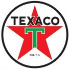25.5 TEXACO T-STAR HEAVY STEEL SIGN