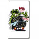 "RAT FINK ""NOVA"" HEAVY METAL SIGN"