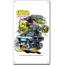 RAT FINK MOPAR HEAVY METAL SIGN