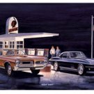 NIGHT SHIFT MOHAWK GASOLINE RETRO METAL SIGN