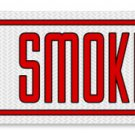 MOHAWK GASOLINE NO SMOKING TIN SIGN 24 GAUGE