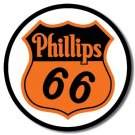 PHILLIPS 66 TIN SIGN METAL ADV SIGNS T
