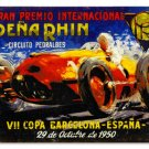 Pena Rhin Grand Prix 1950 HEAVY METAL SIGN