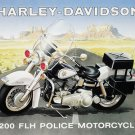 HD 1200 TIN SIGN MOTORCYCLE METAL SIGNS