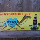 MISSION ROYAL PUNCH TIN SIGN