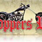 Chopper Rule HEAVY METAL SIGN