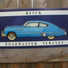 BUICK ROADMASTER Sedanet tin sign