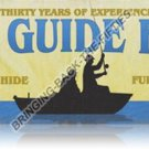Fishing Guide HEAVY METAL SIGN