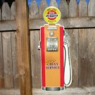 GENUINE CHEVROLET PARTS GAS PUMP DIECUT TIN SIGN