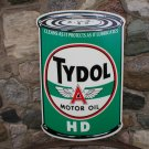 TYDOL HD MOTOR OIL CAN SIGN