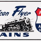 AMERICAN FLYER TRAINS PORCELAIN COATED SIGN Ande Rooney