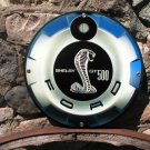 SHELBY GAS CAP GT 500 METAL SIGN