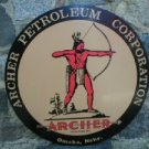 ARCHER PETROLEUM CORPORATION SIGN
