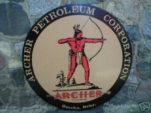 ARCHER PETROLEUM CORPORATION SIGN