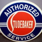 "STUDEBAKER METAL SIGN 24"" DIAMETER"