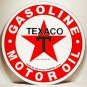 "TEXACO MOTOR OIL HEAVY METAL SIGN 30"""