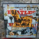 THE BEATLES ALL STAR SHOW METAL TIN SIGN